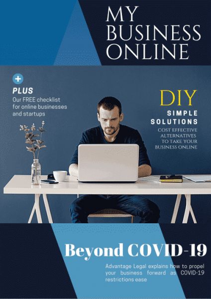 My Business Online May 2020